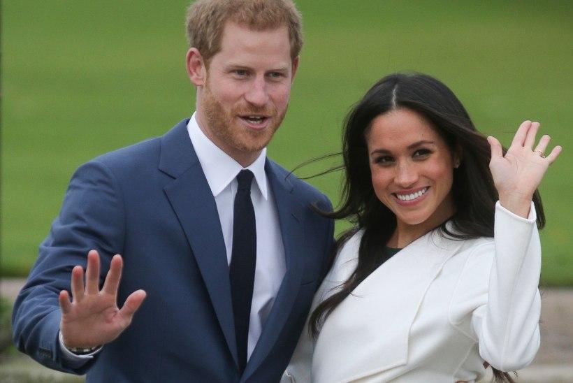 MEGXIT: Harry ja Meghan lahkuvad kuningakojast
