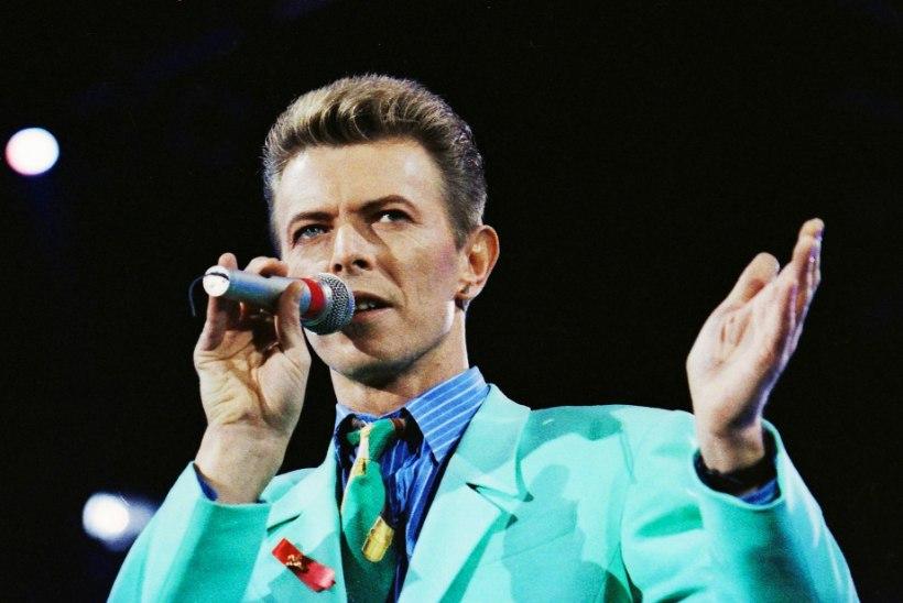 Tänavu ilmub kaks uut David Bowie plaati