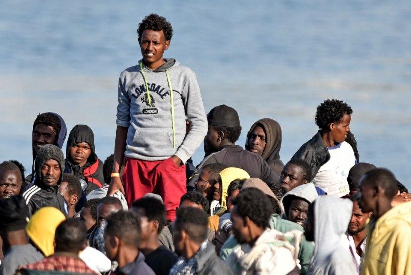 Norra võtab vastu 500 pagulast, kes ei pääsenud Liibüa kaudu Euroopasse