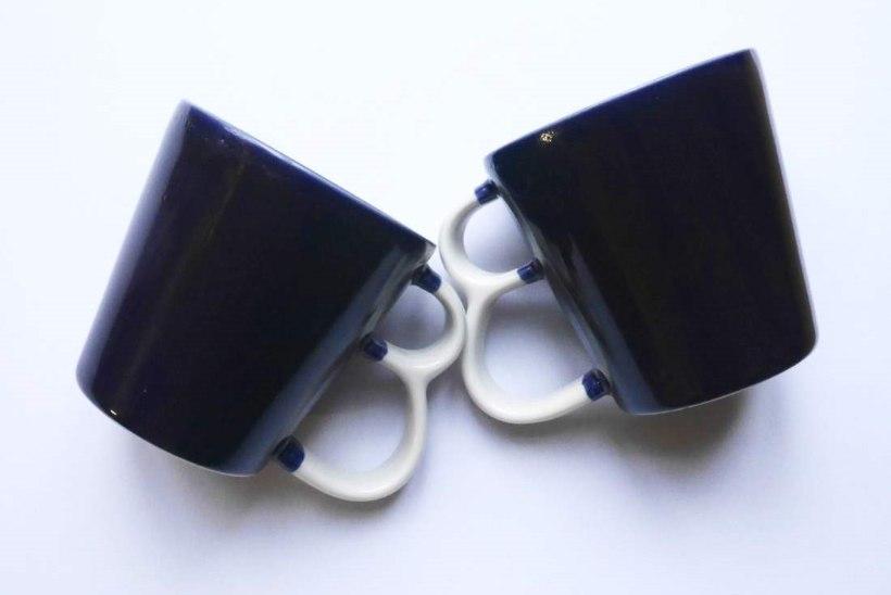 Keraamikatudeng valmistas 2001 omanäolist topeltsangaga disaintassi nimekale lõunarestoranile