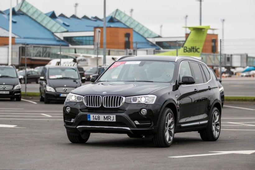 MÜSTEERIUM: sõjaveteranist ukrainlane sattus Tallinnas salapärasel moel võõrasse BMWsse