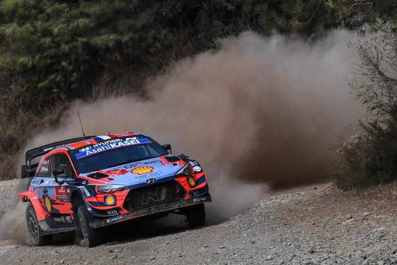 Loeb: praegused WRC autod on minu ajastuga võrreldes valgusaastate kaugusel