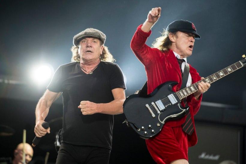 Hevilegend AC/DC tuleb uuesti kokku
