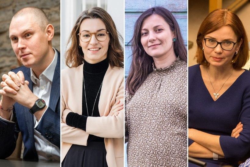 POLIITIKUD TAIMETOIDULE   Kaljulaid, Alender, Izmailova, Pentus-Rosimannus ja teised unustavad kuuks ajaks lihasaadused