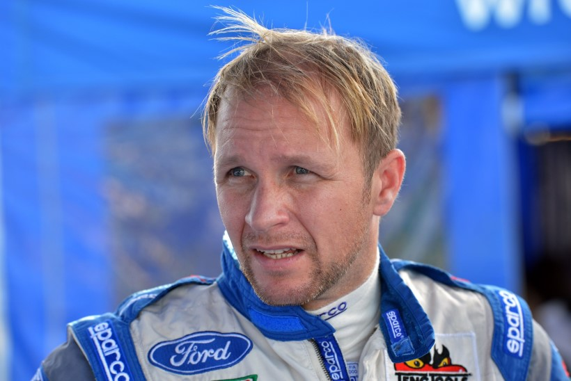 Maailmameister Petter Solberg naaseb MM-sarja
