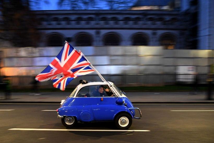 AI-AI! Britid said Brexiti kohustuste rikkumise eest noomida