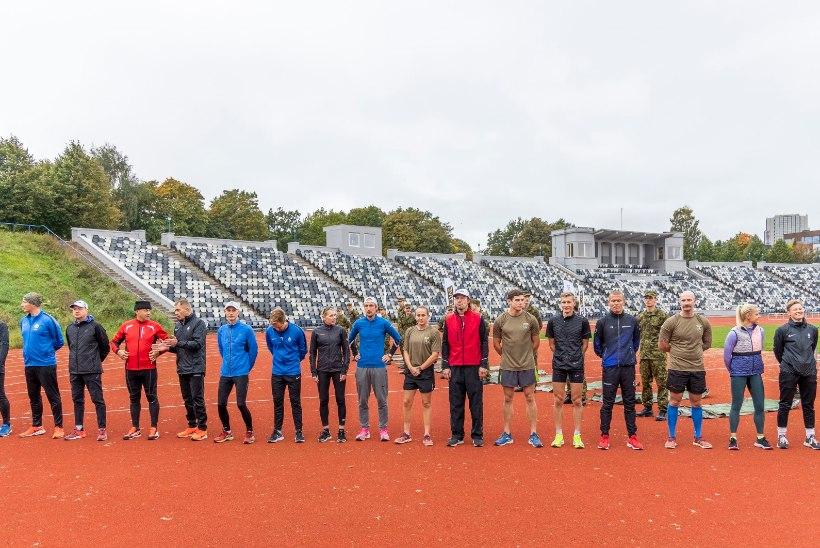 SUUR GALERII | Vaata, kuidas tuntud sporditegelased tegid NATO-testi