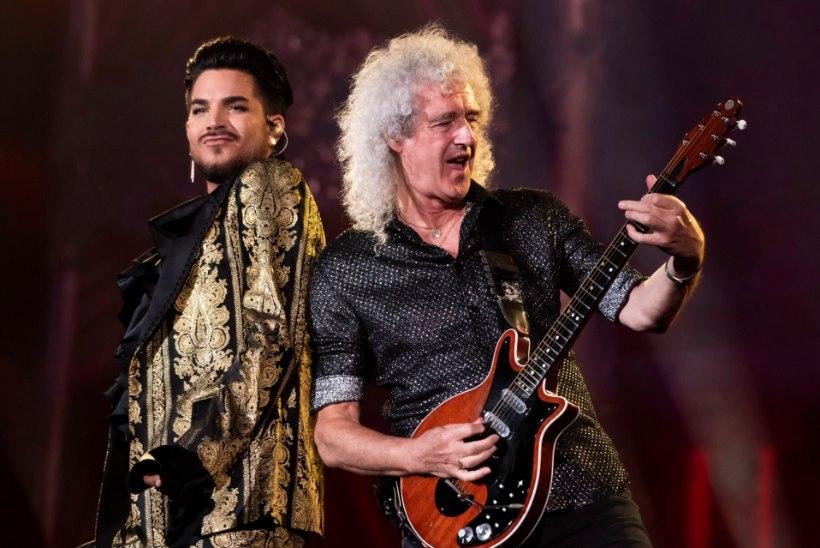 Queen tõusis üle 25 aasta taas Briti edetabeli tippu