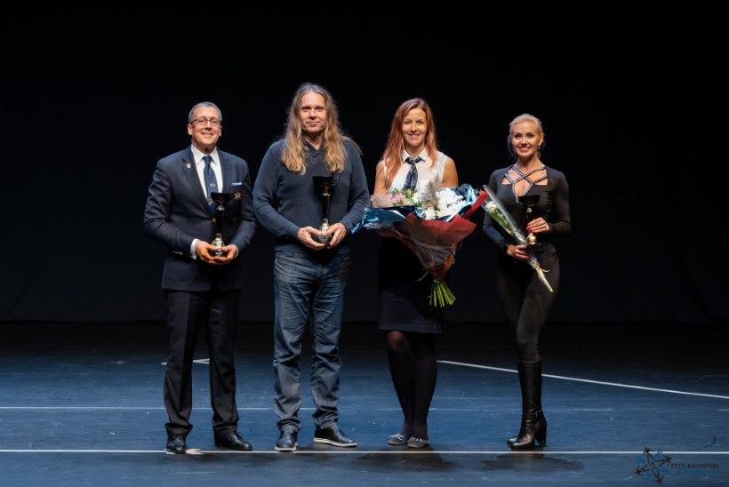 GALERII | Eesti meistrivõistlustel kulturismis ja fitnessis pakkus põneva vaatemängu bikiinifitnessi absoluutkategooria
