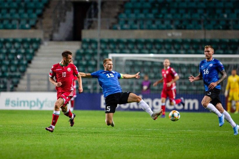 SUUR EDETABEL   Eesti jalgpallikoondise kõige naljakamad, ilusamad ja dramaatilisemad omaväravad