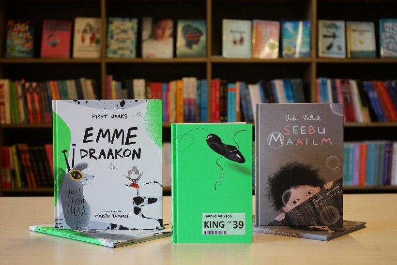 VÄÄRT TUNNUSTUS! Eesti lasteraamatud valiti maailma parimate hulka