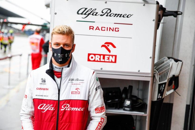 ÜLLATUS: Schumacher oli nädalavahetusel väga lähedal vormel 1 debüüdi tegemisele