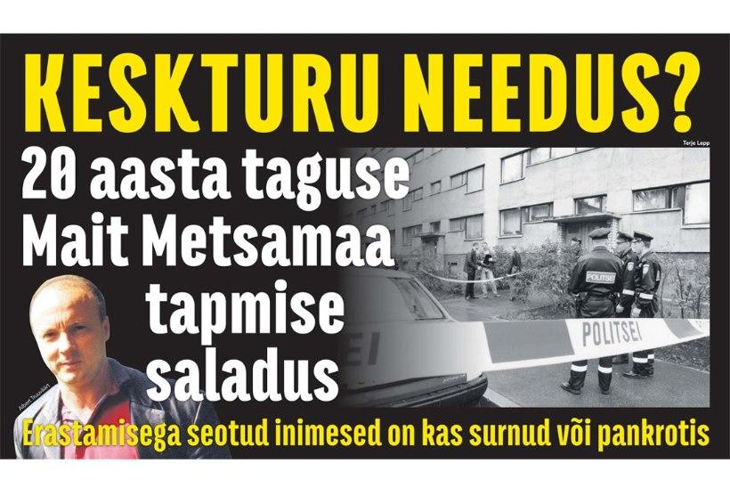 21 aastat verisest äritülist Tallinnas: abilinnapea ja allilmajuhi tapmised ning ebaõnnestunud palgamõrv