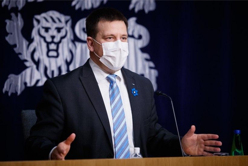 Ratas: oleme saamas haiguspuhangut kontrolli alla! Strandberg: see on vaid illusioon, mis tuleneb vähesemast testimisest