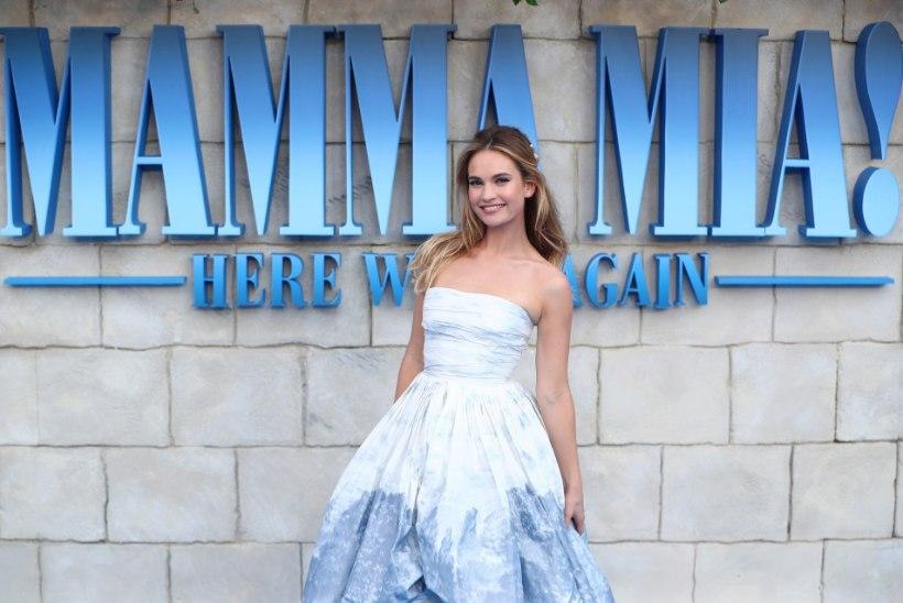 "KUUM AFÄÄR: ""Downton Abbey"" ja ""Mamma Mia!"" kaunitar tabati abielus staariga amelemast"