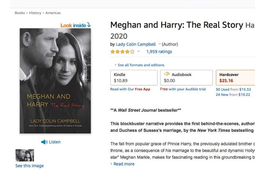 Biograaf: Meghan tahab saada maailma kuulsaimaks inimeseks
