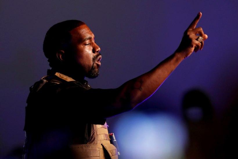 USA presidendiks pürgiv Kanye avaldas esimese kampaaniavideo