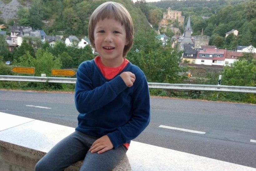 KARM VÄHIDIAGNOOS: viieaastane poiss vajab kiiresti abi