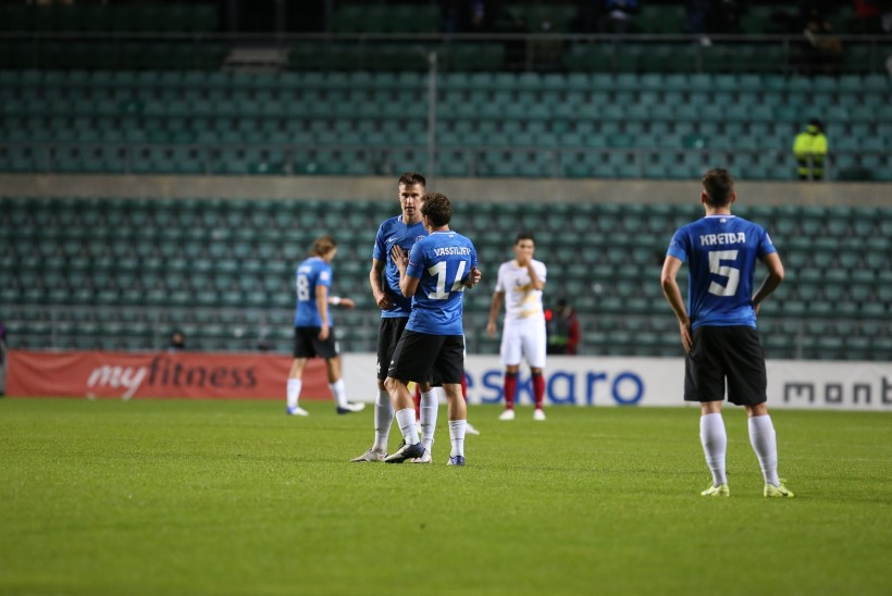 FOTOD | Sappinen on hoos! Eesti tegi Armeeniaga 1 : 1 viigi