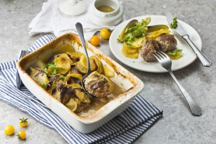 SOOMLASTE VARAMUST | Kotletid ja kartulid ehk Meremehepihvid
