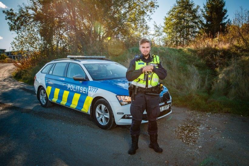 MITME AMETIGA KUULSUSED: politseinik taob Synne Valtrile trumme