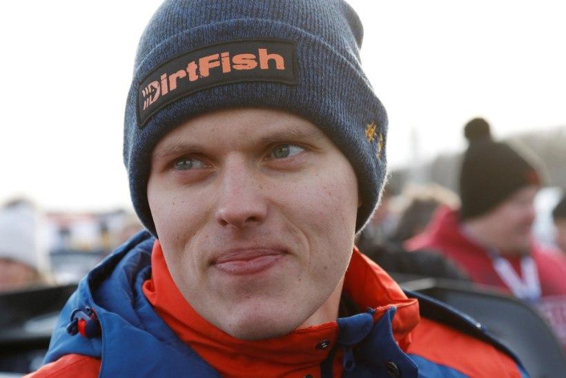 Pirelli soovib Ott Tänakule õnne: ta paneb Kimi Räikköneni lobamokana paistma!