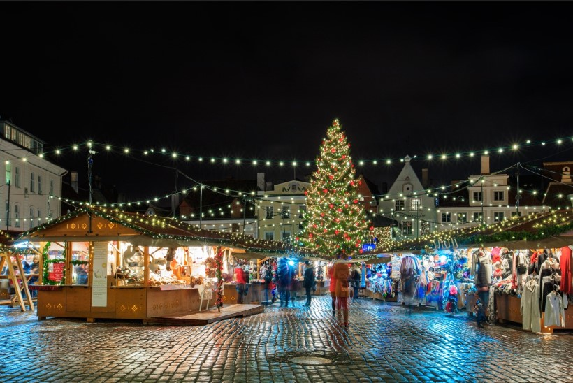 Tallinna jõuluturg jääb tänavu ära