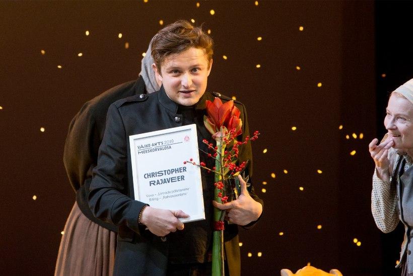 TEATRISTATISTIKA: millist näitlejat käisid eestlased eelmisel aastal kõige enam teatris vaatamas?