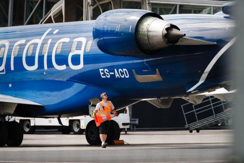 LOTOMÄNG 30 MILJONI EUROGA: valitsus toetab Nordicat ja hoiab pöialt, et see ei saaks kaela Estonian Airi võlgu
