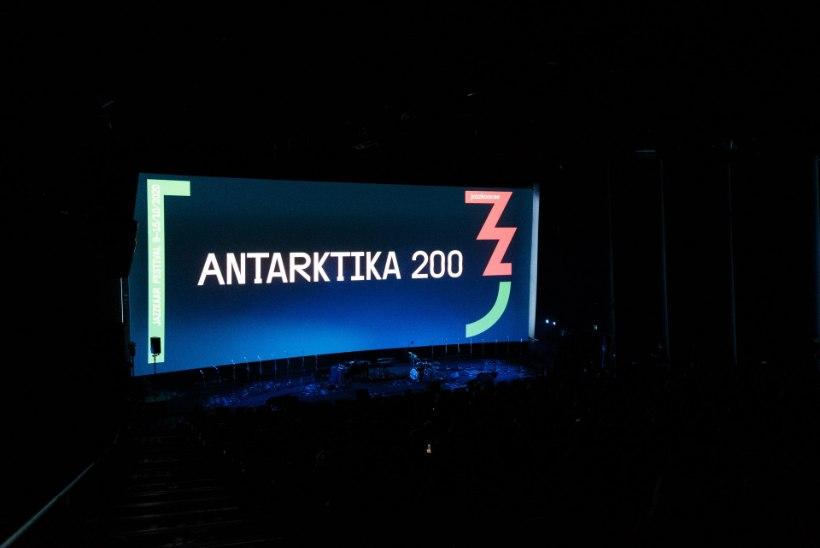 GALERII |Jazzkaar lõpetas festivali maagilise heliteosega, mis on pühendatud Antarktikale