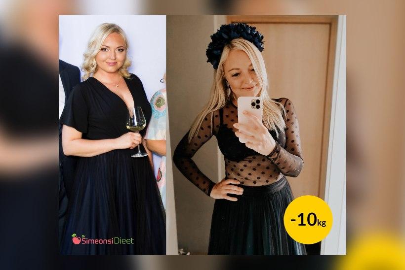 LIHTNE DIEET | Maria edulugu: 10 kilo kaalust alla vaid ühe kuuga