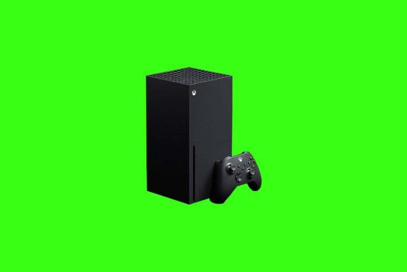 Microsoft avaldas need 30 mängu, mis Xbox Series X-i kohe esimesel päeval proovile panevad