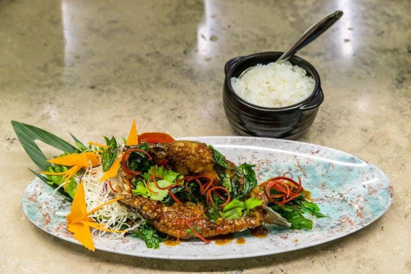 SAMM-SAMMULT | Krõbe kala Tai köögist