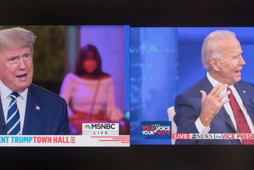 ÕL USAs | Presidendidebattide piinlik saaga jätkub