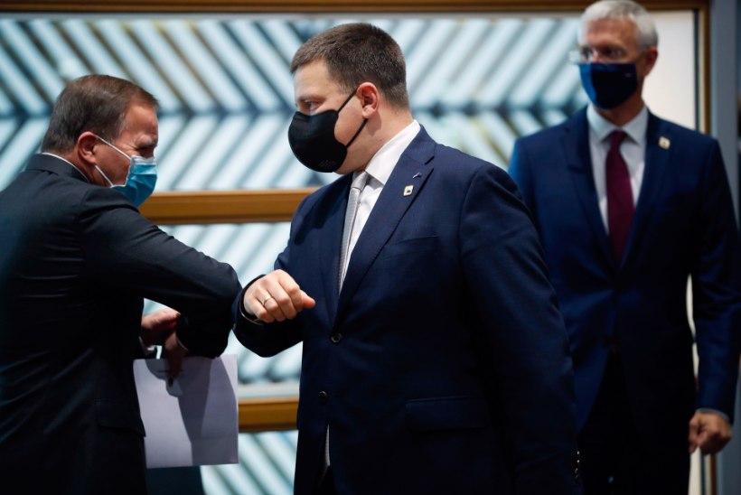 Jüri Ratas rääkis Stefan Löfveniga, aga mitte Estoniast