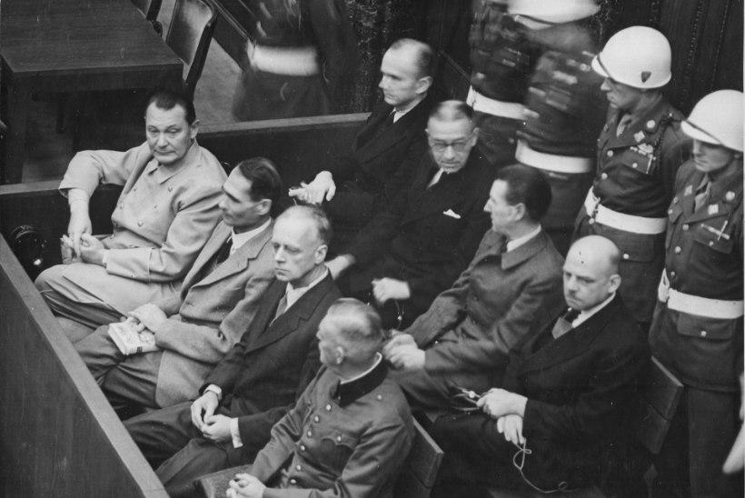 ÕL ARHIIV | Võitjate kohus Nürnbergis
