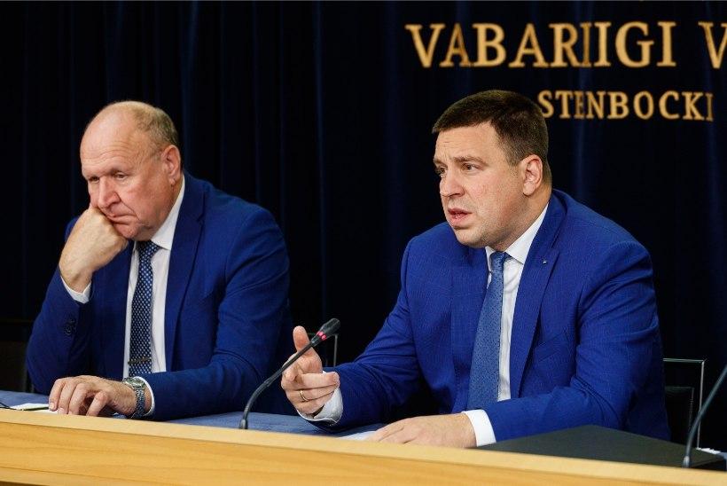 Jüri Ratas Mart Helmele homoseksuaale diskrimineerivate kommentaaride kohta: need on üheselt taunimisväärsed