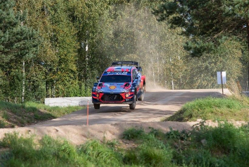 MURE LAHE TAGA: kas Rally Estonia röövib Soomelt WRC etapi?