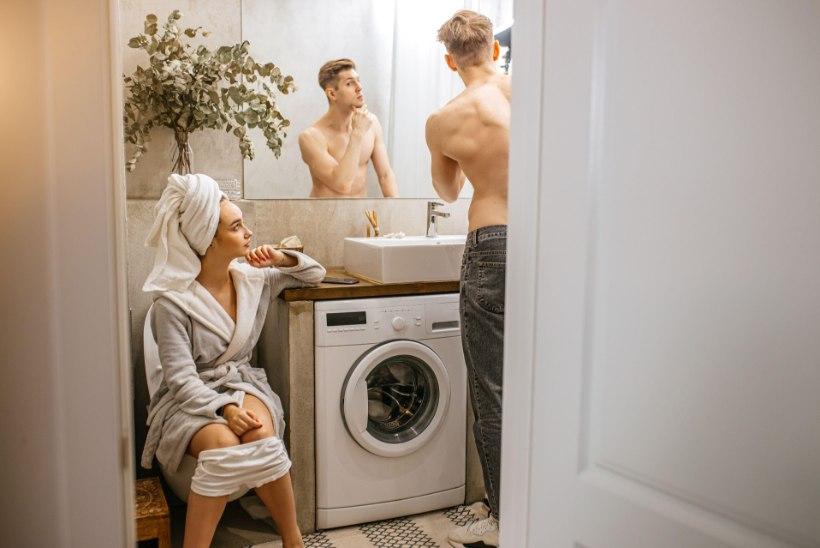 HÄDA ANNAB HÄBENEDA: mida teha, kui ei julge tualetti minna, sest kallim on kodus?
