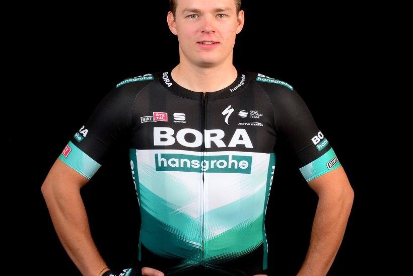 """ÄGE! Eesti rattasprinter stardib Vueltal. Laas: """"Ei lootnud, et sel aastal suurtuurile pääsen."""""""