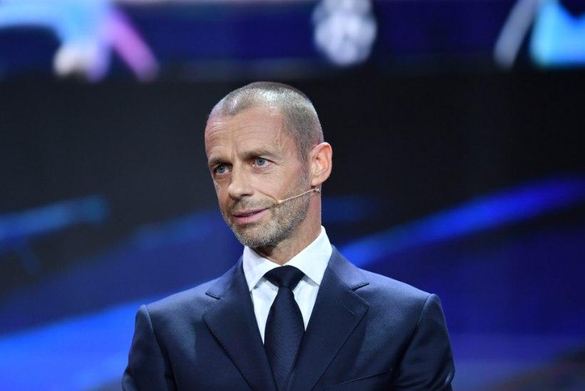 Järgmise aasta jalgpalli EMi võivad ees oodata muudatused