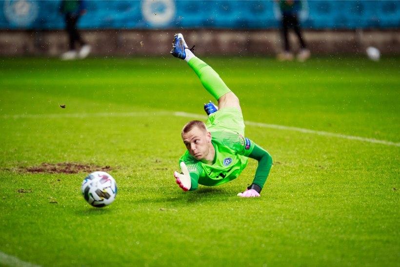 Karl Jakob Hein tõrjus Manchester Unitedi vastu penalti