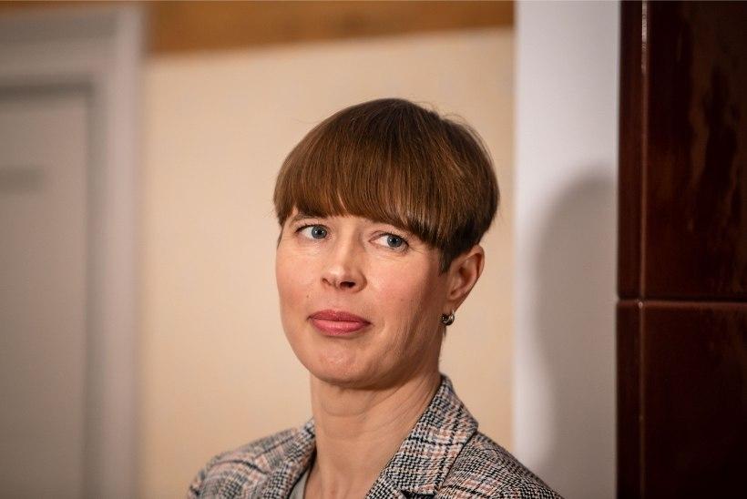 President Kersti Kaljulaid Mart Helme skandaalist: selliste seisukohtadega siseminister ei sobi Eesti valitsusse