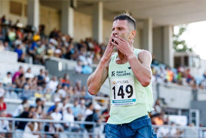 VÄGEV! Tiidrek Nurme püstitas poolmaratoni MMil Eesti rekordi