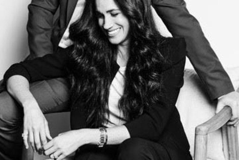 Meghan kannab uuel portreel printsess Diana käekella