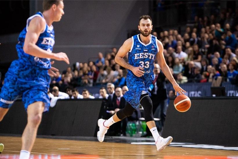 Eesti korvpallurid välismaal: Kitsing aitas Rytasel võiduseeriat pikendada, Vene koduklubi sai napi kaotuse