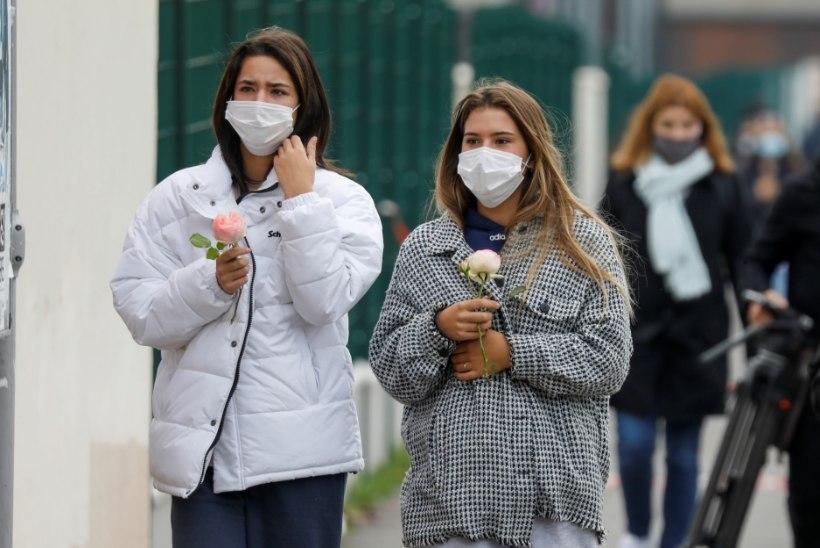 Prantsuse terrorirünnak: islamist palus õpilaste abi ohvri tuvastamisel