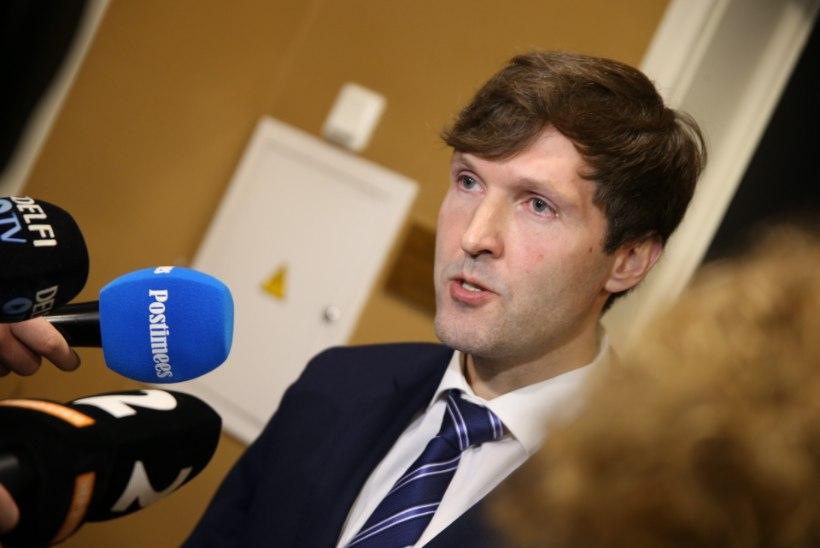VIDEO JA GALERII | Martin Helme: kui peaminister kutsub Mart Helme  tagasi, siis EKRE lahkub koalitsioonist