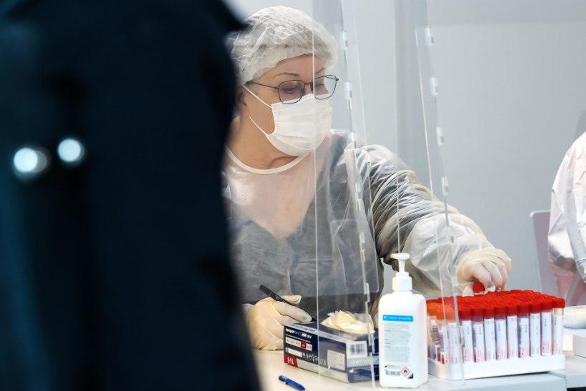 Terviseamet: lisandus 53 positiivset testi, enim on nakkuskoldeid Põhja-Eestis