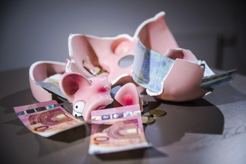 SAMBAD JÄÄVAD: Eesti inimesed pensioniraha välja võtma ei kipu